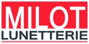 Logo. Milot Lunetterie.