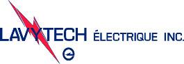 Logo. Lavytech Électrique inc.